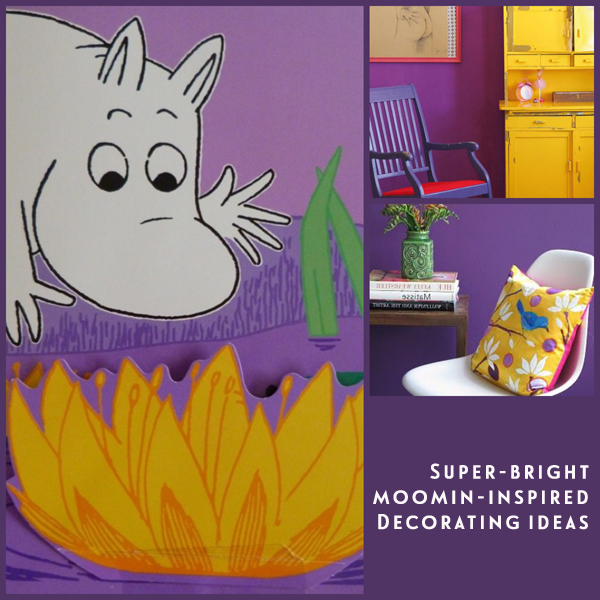 Moomin-inspired decorating ideas | Growing Spaces