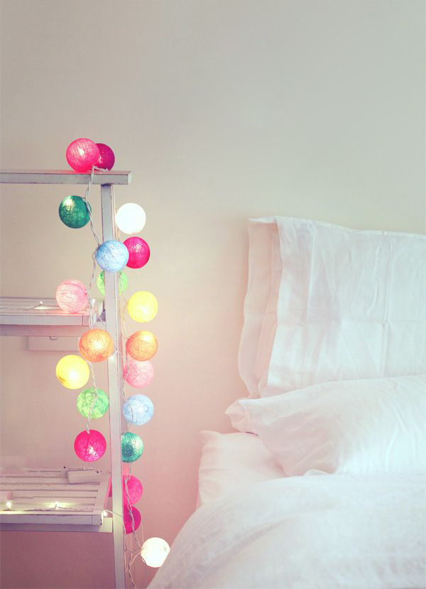 decorating with fairy lights growing spaces