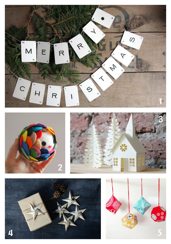 10 of the best Etsy Christmas decorations