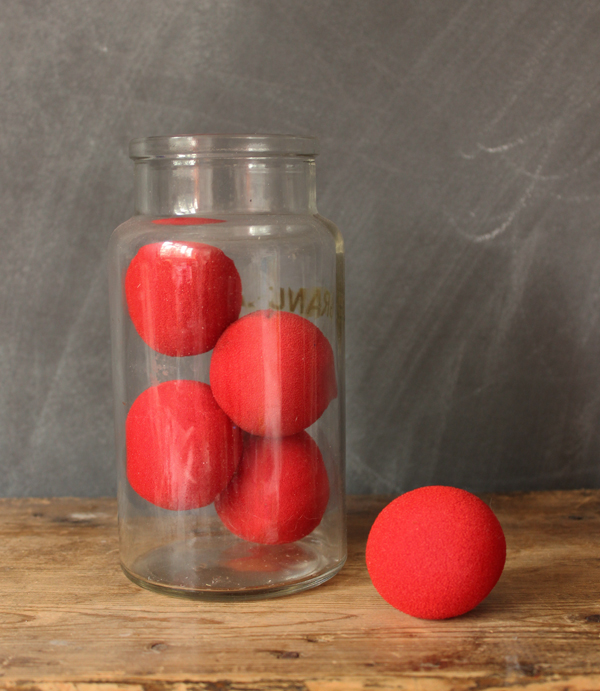 Clown noses | Growing Spaces