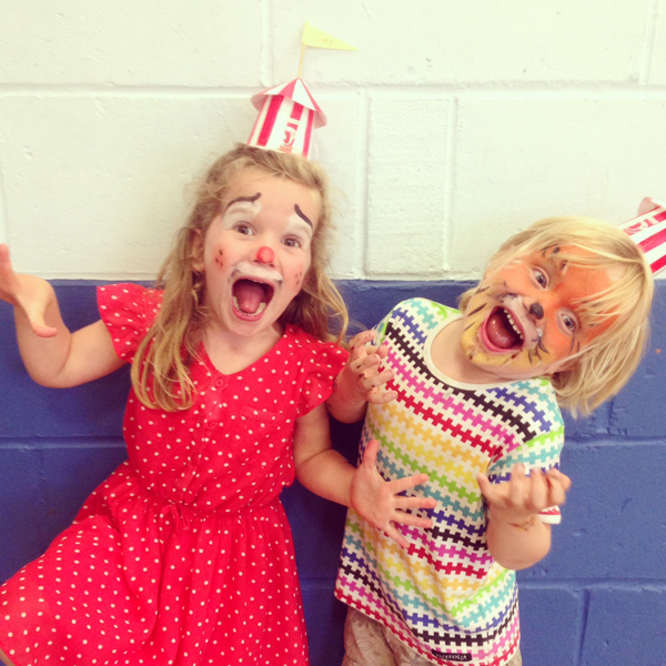 Circus party ideas | Growing Spaces