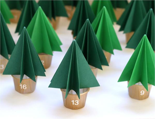 10 brilliantly creative DIY advent calendars | Growing Spaces
