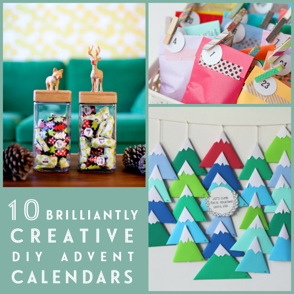 10 brilliantly creative advent calendars   Growing Spaces