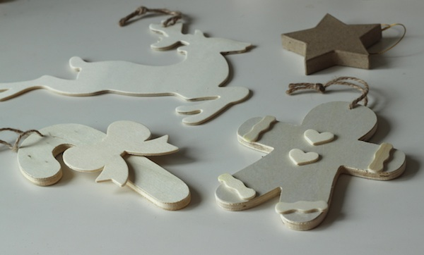 Hobbycraft plain wood decorations | Growing Spaces