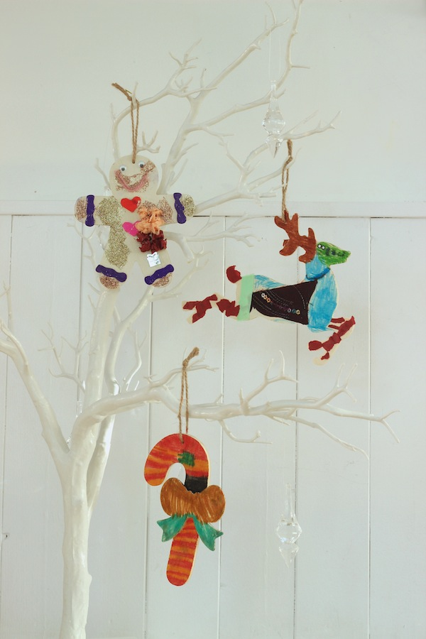 Hobbycraft wooden Christmas decorations | Growing Spaces