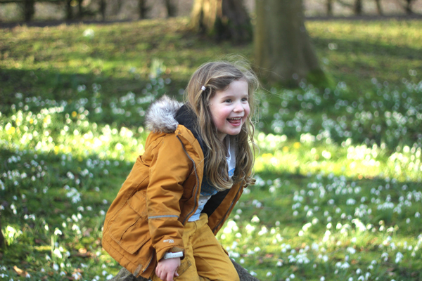 Snowdrop happiness | Growing Spaces