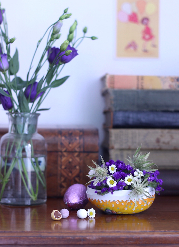 Styling the Seasons: April | Growing Spaces