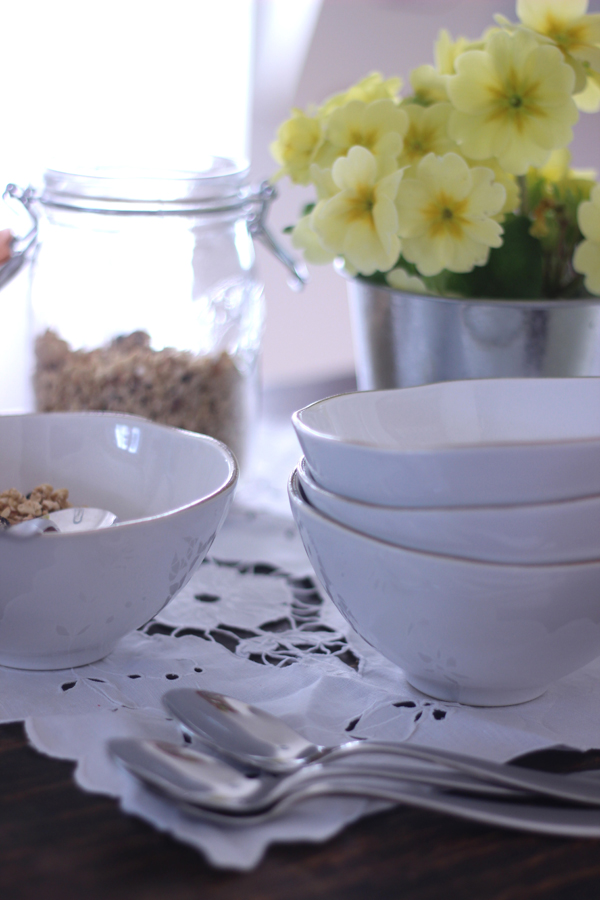 Wobbler ceramics from Loaf #TheEverydaySpruce giveaway | Growing Spaces