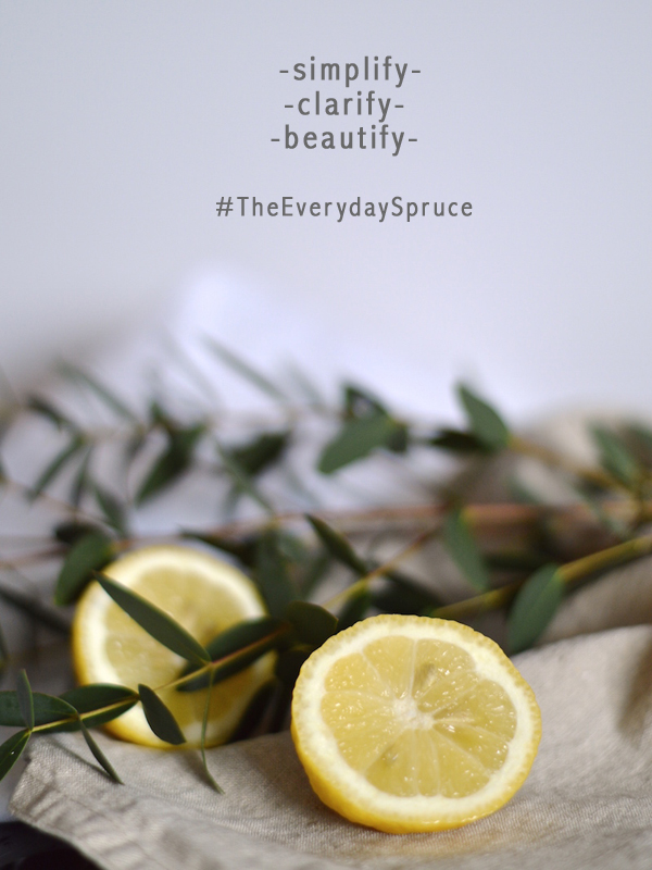 @lapinblu's DIY room and linen spritz for #TheEverydaySpruce   Growing Spaces