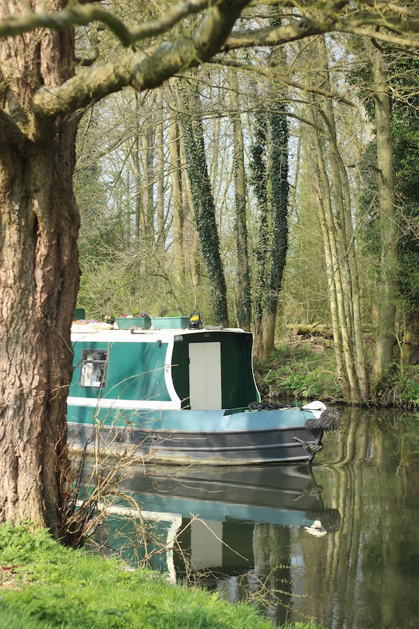 Canal boat | Growing Spaces
