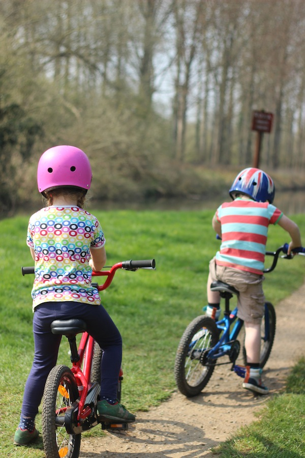 UK family-friendly cycling routes | Growing Spaces