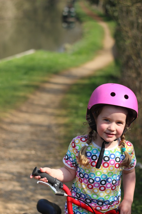 Cycling with young kids | Growing Spaces