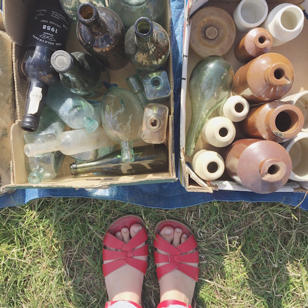 Car boot treasure hunting | Growing Spaces
