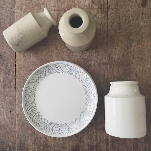 Car boot ceramics | Growing Spaces