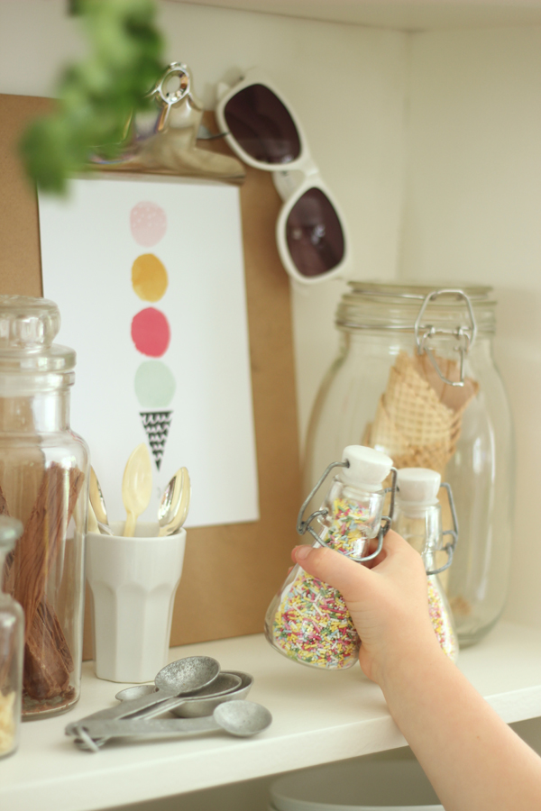 Sprinkles for June Styling The Seasons | Growing Spaces