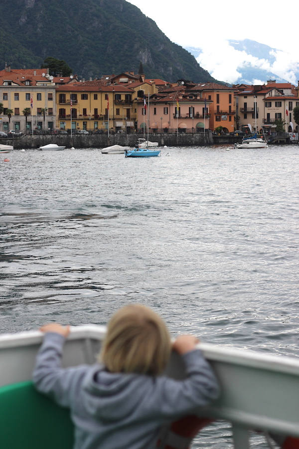 Lake Como ferry | Growing Spaces