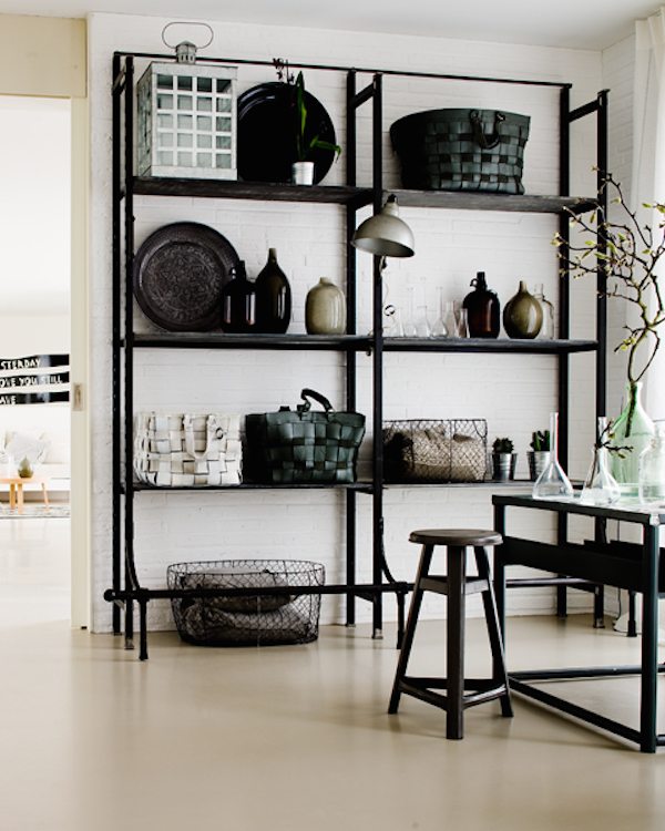 The best of open shelving   Growing Spaces