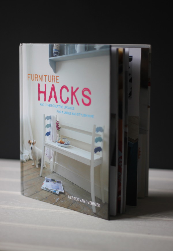 Furniture Hacks book review and blog tour