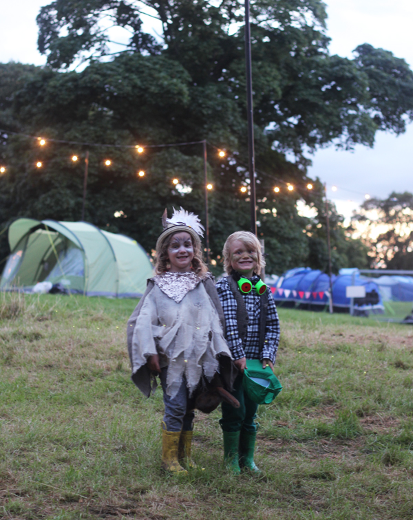 Just So Festival kids | Growing Spaces