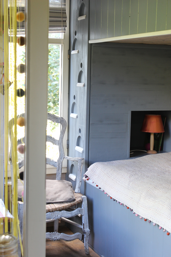 Cote boheme bunks