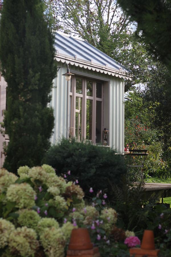 Garden at Cote Boheme