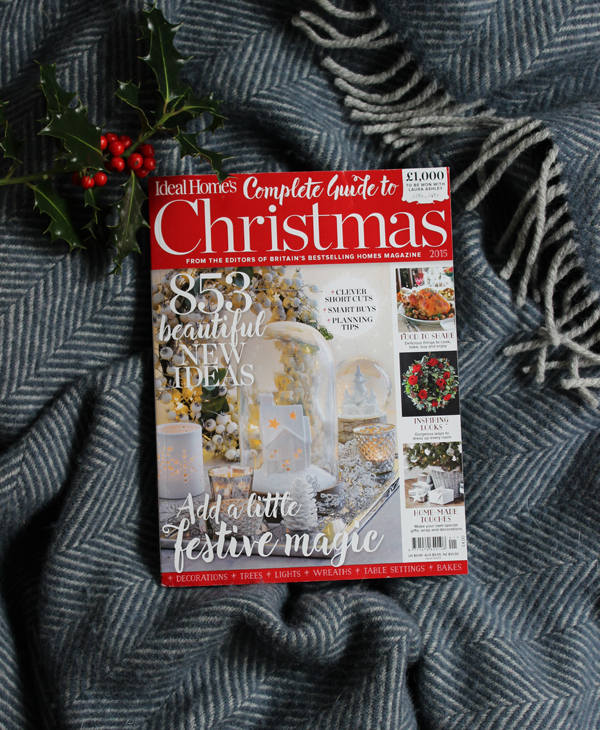 Ideal Home's Complete Guide To Christmas 2015 | Growing Spaces