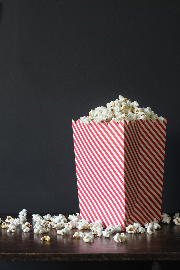 Homemade popcorn - don't stop popping | Growing Spaces