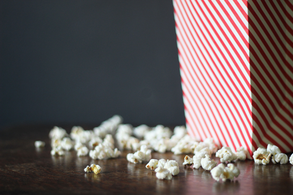 Make your own  popcorn | Growing Spaces