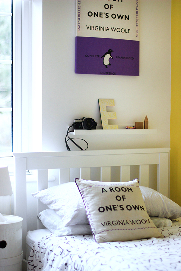 A room of one's own | Growing Spaces