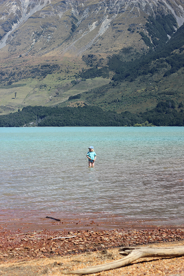 Glenorchy water | Growing Spaces