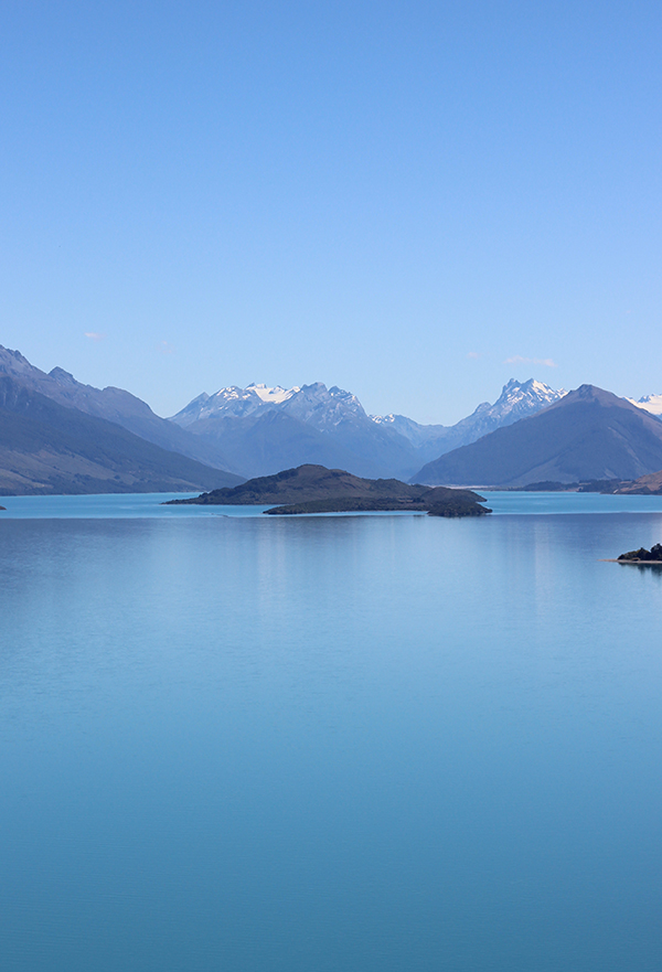 Lake Wakatipu, south Island, New Zealand | Growing Spaces