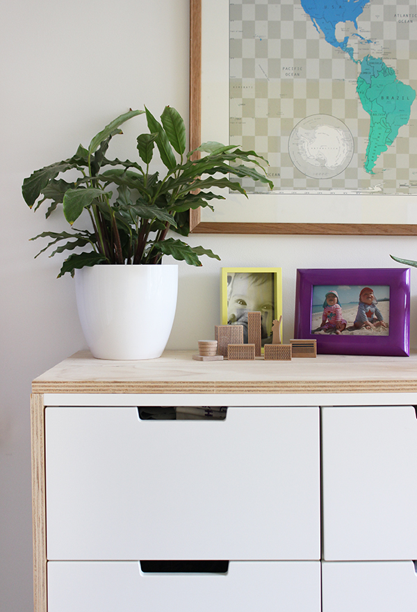 IKEA chest of drawer hack | Growing Spaces