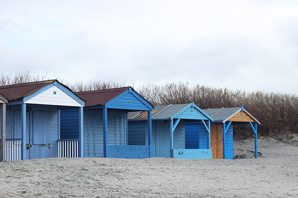 West Wittering beach huts | Growing Spaces