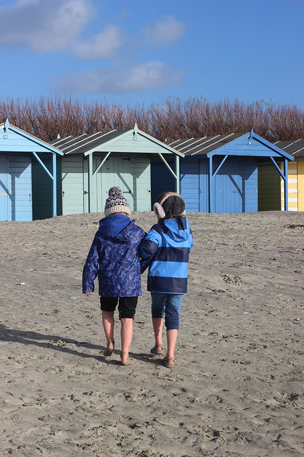 West Wittering - our favourite beach in winter | Growing Spaces
