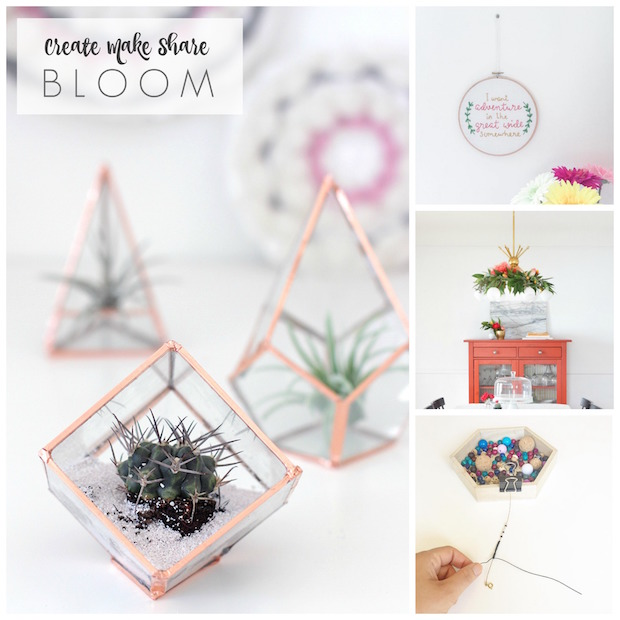 CreateMakeShare bloom favourites | Growing Spaces