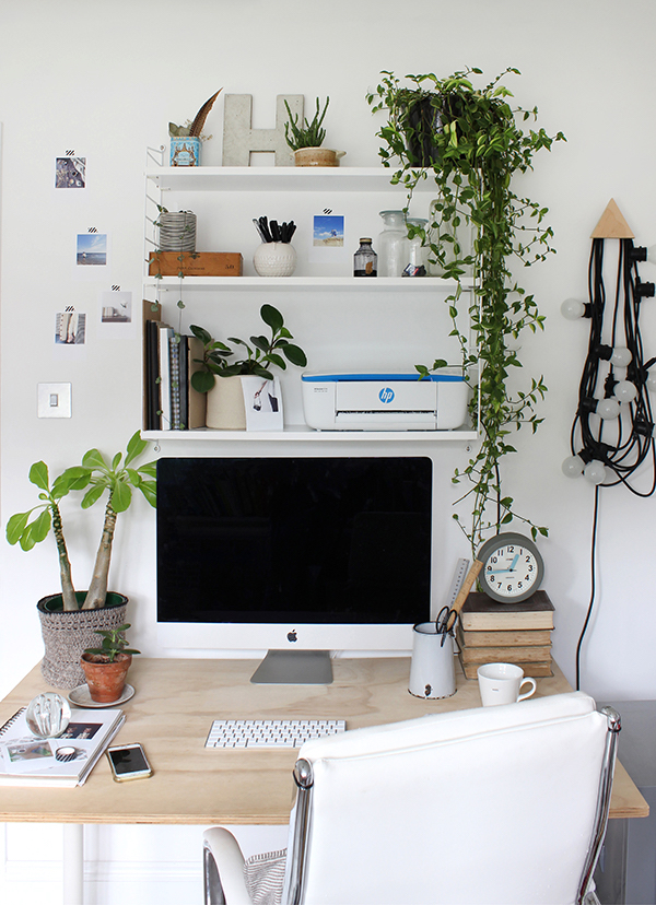 Organised desk, organised mind: Maximising space in my home office