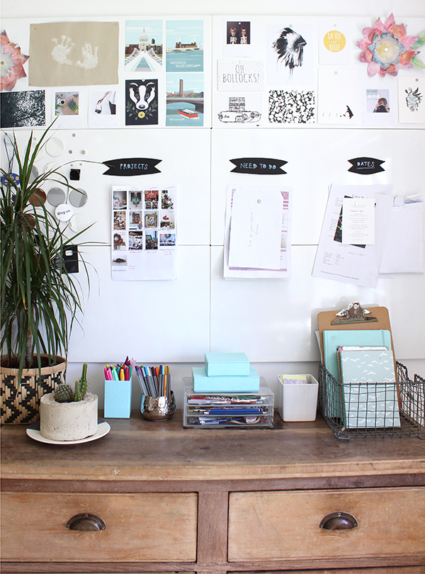 7 golden rules for an organised home office | Growing Spaces