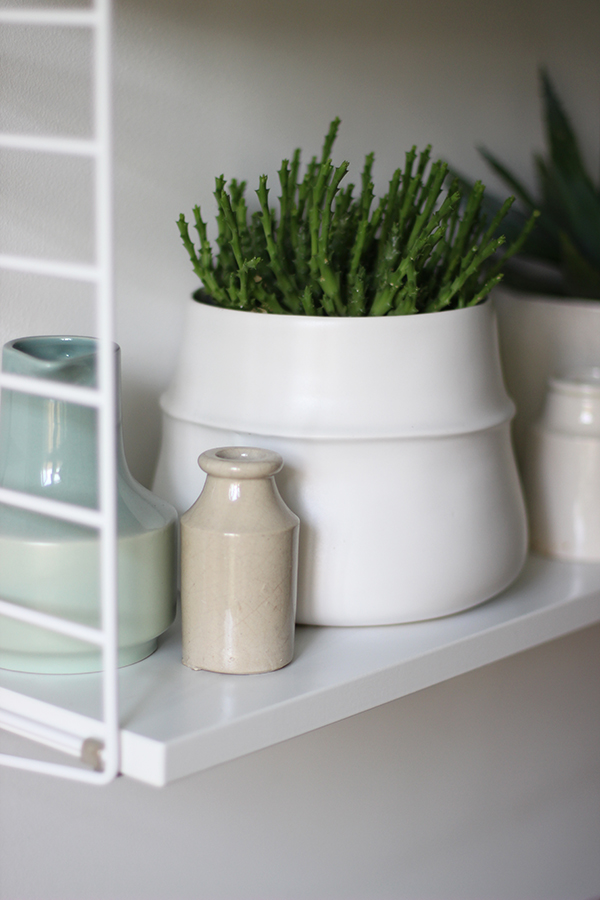 String shelving display | Growing Spaces
