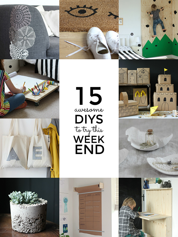 15 awesome DIY projects for the weekend | Growing Spaces