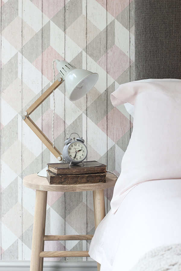 Modern country bedroom makeover with Sharps' Henley range