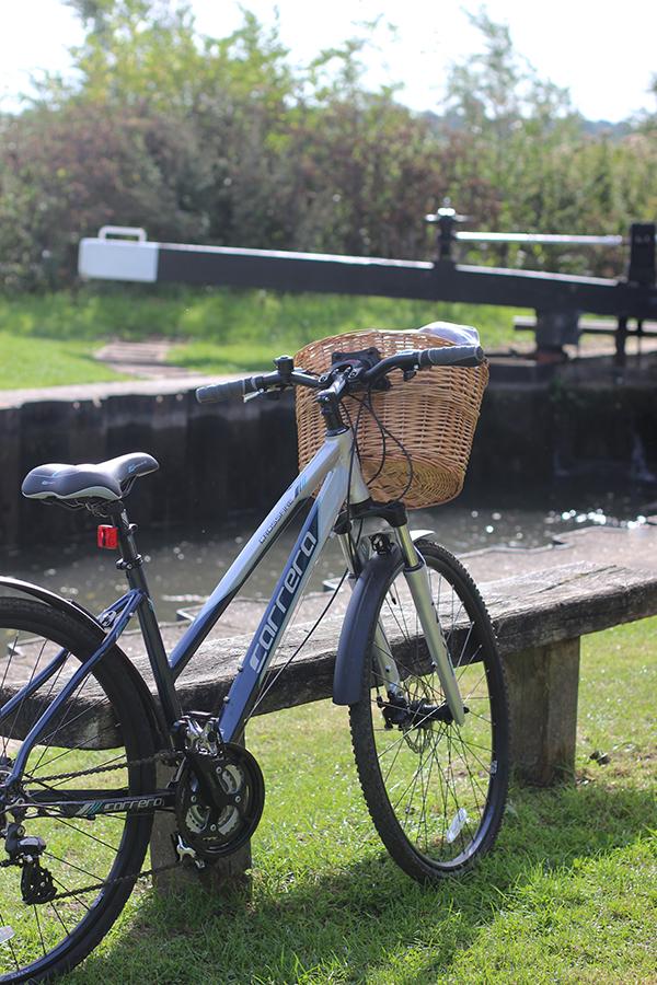 Autumn bike ride | Growing Spaces