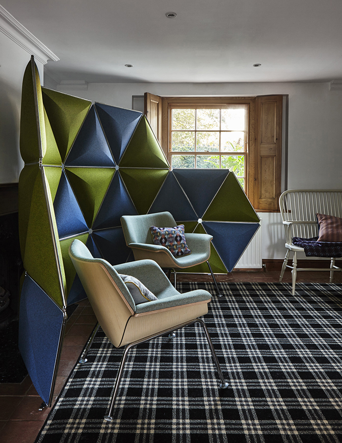 The Campaign for Wool, Wool BnB, London Photo: Peter Dixon De