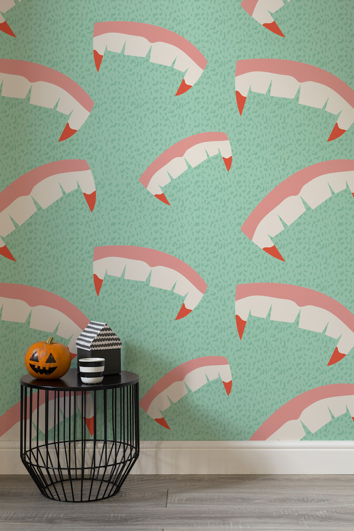 Halloween murals | Growing Spaces