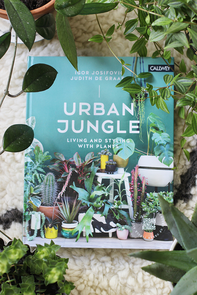 Urban Jungle Bloggers book review | Growing Spaces