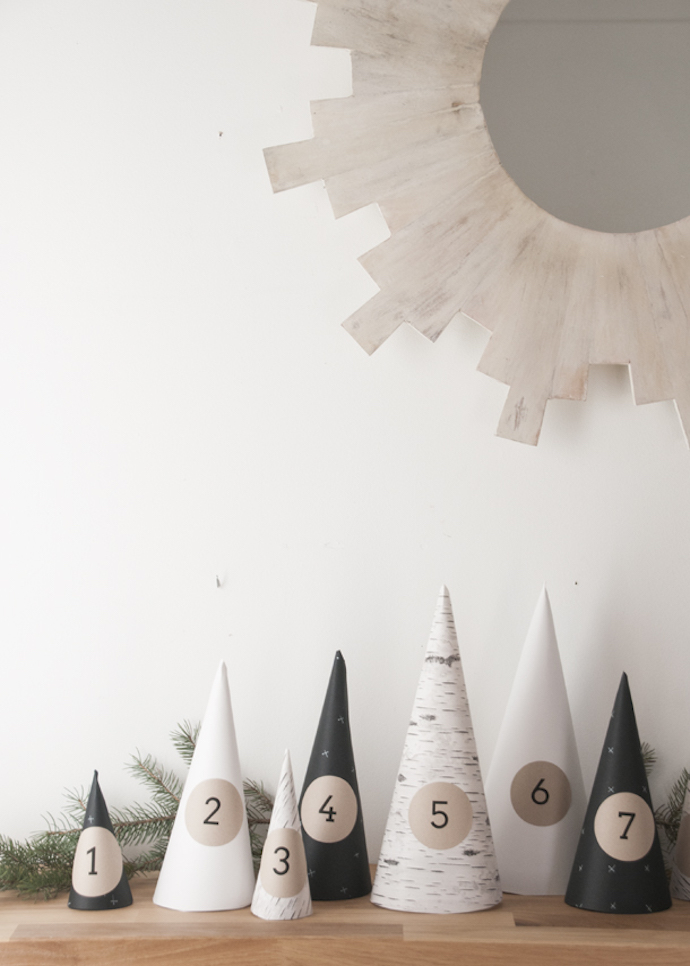 12 Free Printable Diy Advent Calendars Growing Spaces