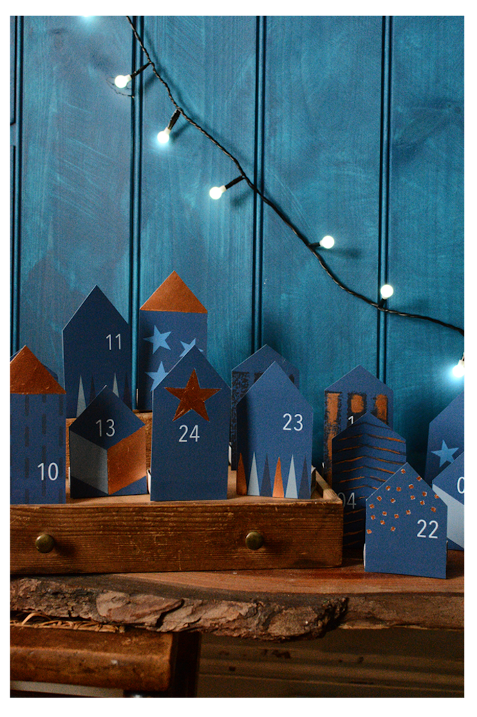 12 free printable advent calendars | Growing Spaces