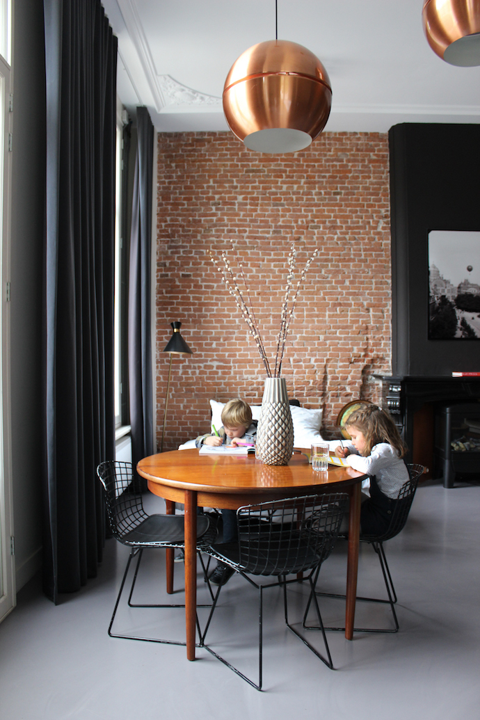 Amsterdam city living at the V Loft | Growing Spaces