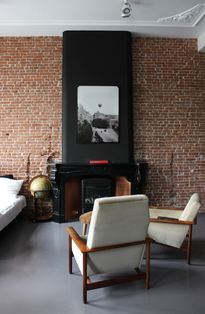 Amsterdam city living at the V Loft   Growing Spaces