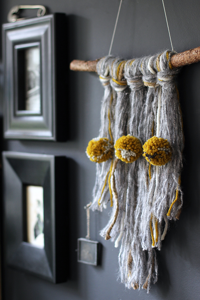 Textural wall hanging | Growing Spaces