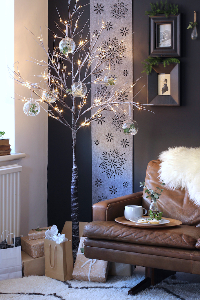 Simple Christmas decorating with Nectar